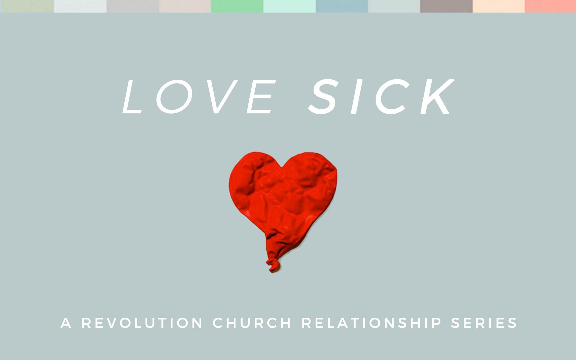 Sermon Series Archive – Revolution Church